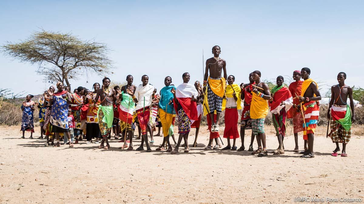 Dr. Maria Rosa Costanzo, Kenya Photo Safari, 2018